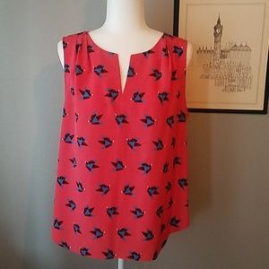 41 Hawthorn size L sleeveless top